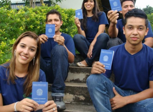 Programa Jovem Aprendiz no Banco Itaú