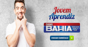 Programa Jovem Aprendiz nas Casas Bahia