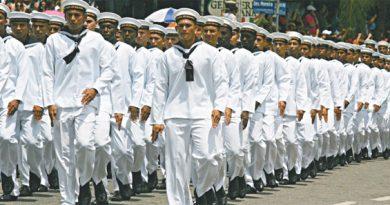 Emprego na Escola de Aprendizes-Marinheiros