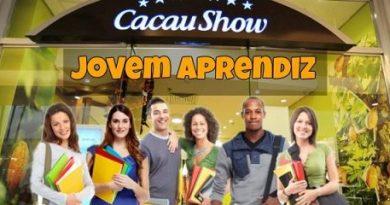 Concorra a vaga de Jovem Aprendiz na Cacau Show