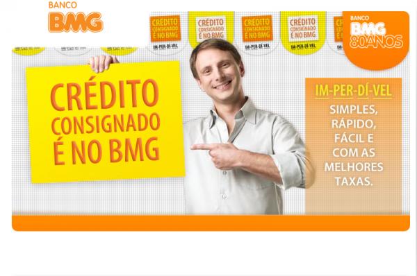 Empréstimo Consignado com a BMG