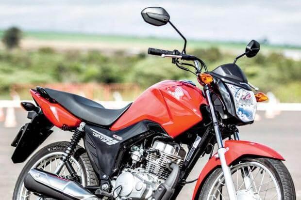 financiamento online da Honda CG 125