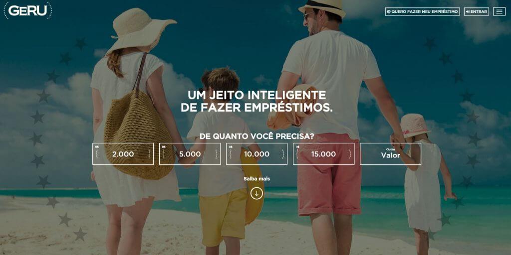 Empréstimo Online na Geru