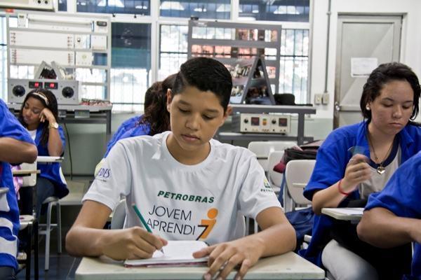 Jovem Aprendiz na Petrobras