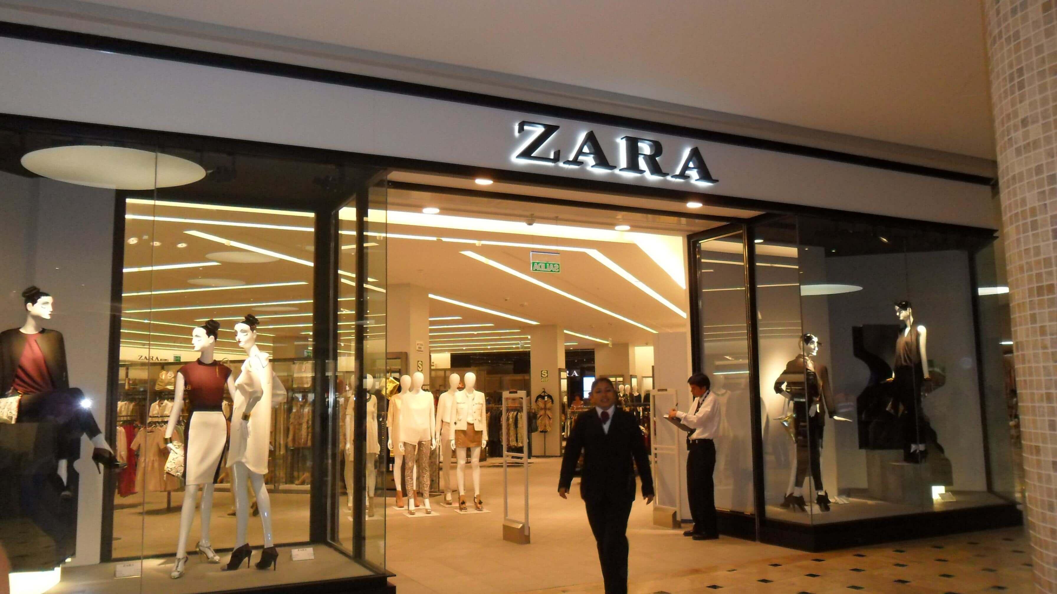 Jovem Aprendiz na Zara Brasil