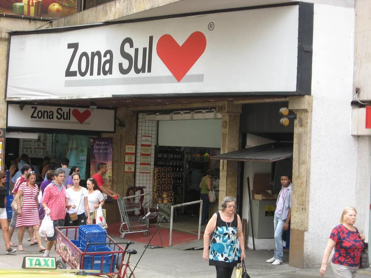 Jovem Aprendiz no Supermercado Zona Sul