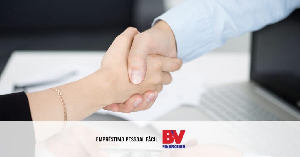Empréstimo Online na BV Financeira