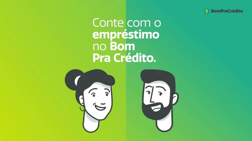Empréstimo Online na Bom pra Crédito