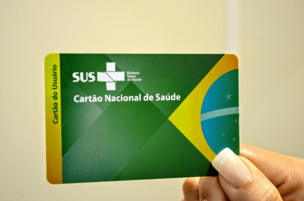 Cartão do SUS: saiba como imprimir o cartão