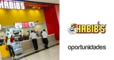 Vaga de Emprego no Habib's – cadastre o currículo online!