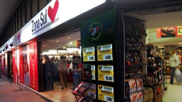 Trabalhar no Supermercado Zona Sul - Envie o Currículo