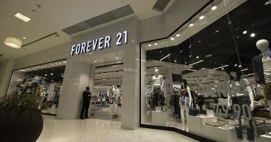 Oportunidade de emprego na Forever 21 - Cadastrar currículo online
