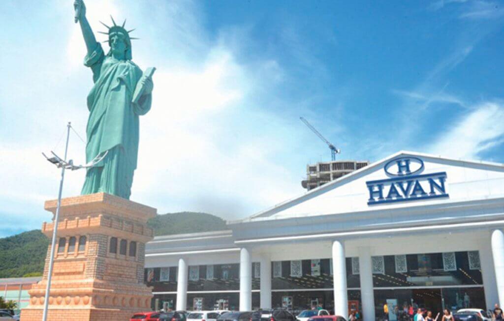 109 vagas na Havan, cadastrar currículo online