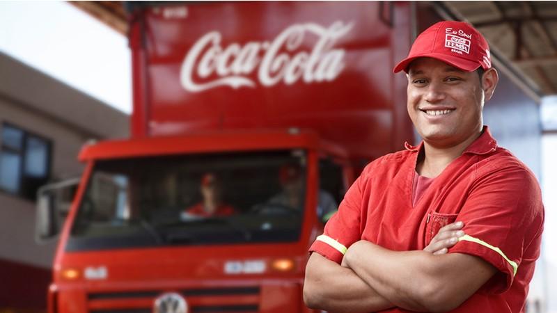 Cadastro de currículos para vagas de emprego na Coca Cola