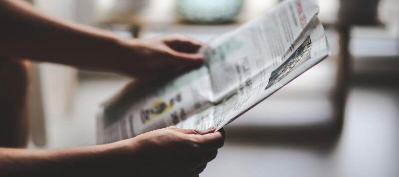 Ainda dá para encontrar trabalho no classificados do jornal impresso?