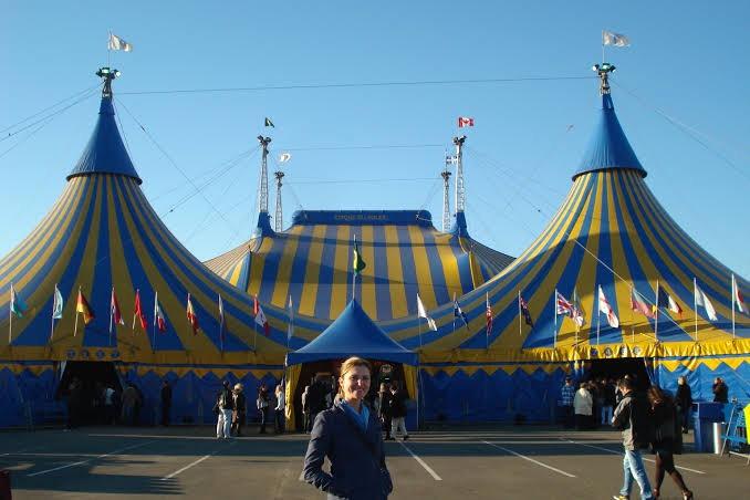Como achar uma vaga de emprego para trabalhar no circo?