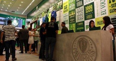 Descubra como trabalhar na Academia Store – A Loja Oficial do Palmeiras