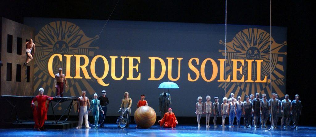 Vagas para brasileiros – como cadastrar o currículo para trabalhar no Cirque du Soleil