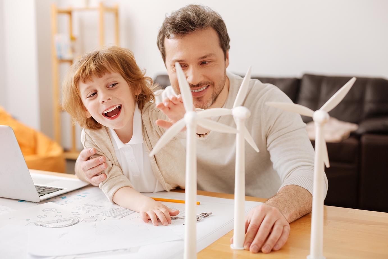 Como você tem ensinado educação financeira para o seu filho