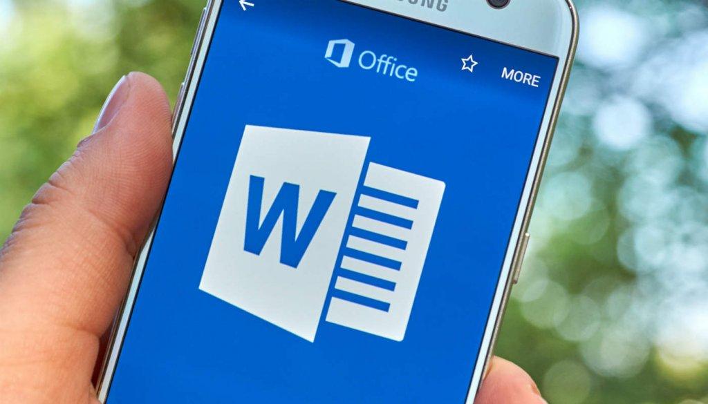 Veja esse passo a passo para fazer currículo no app do Word