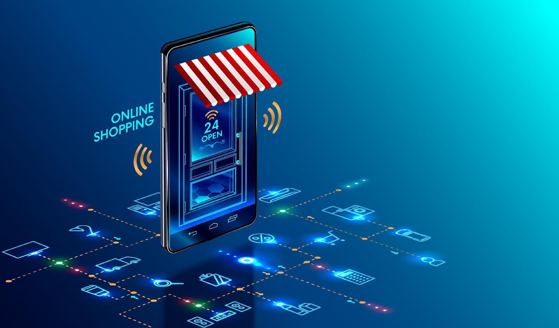 Descubra os 5 melhores sites para comprar pela internet