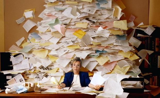 Veja 5 dicas para organizar a papelada no trabalho