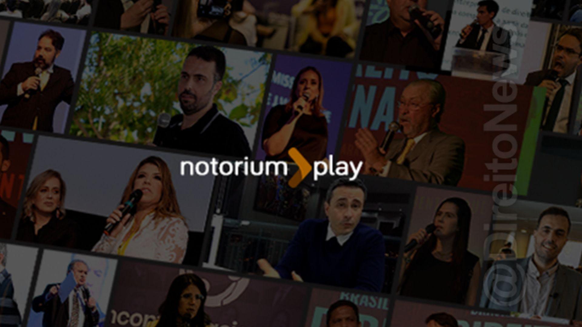 Notorium Play libera cursos de direito grátis por 30 dias