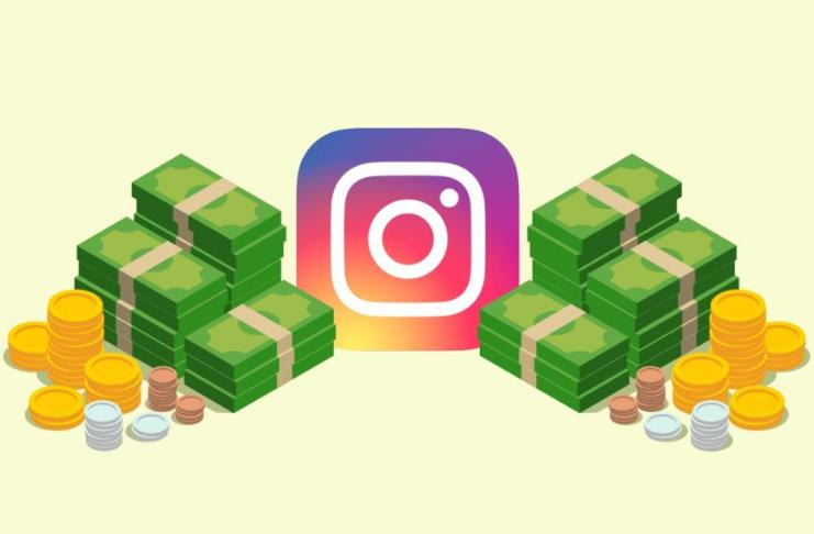 Veja como ganhar dinheiro no Instagram