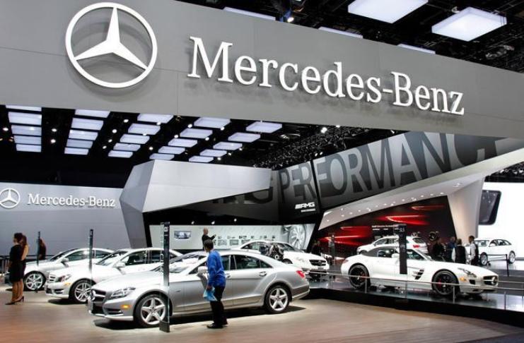 Vagas de estágio na Mercedes Benz